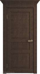 Межкомнатная дверь Дверной вопрос Азалия ПДГ 40005 Дуб Французский