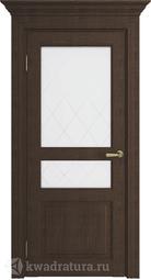 Межкомнатная дверь Дверной вопрос Азалия ПДО 40006 Дуб Французский