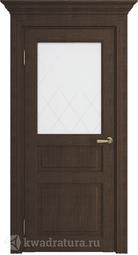 Межкомнатная дверь Дверной вопрос Азалия ПДО 40007 Дуб Французский