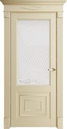 Межкомнатная дверь Дверной вопрос Фелиция ПДО 62002 Серена керамик