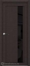 Межкомнатная дверь Дверной вопрос UniLife ПДО 30004ч Велюр Шоко