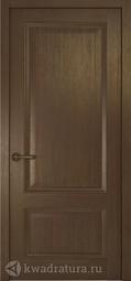 Межкомнатная дверь Океан Riva Classica 1 дуб табачный глухое