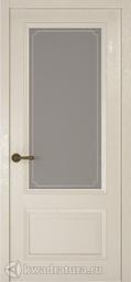 Межкомнатная дверь Океан Riva Classica 1 дуб белый с/о Рамка