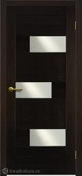 Межкомнатная дверь Матадор Руно 2 ДО венге люкс