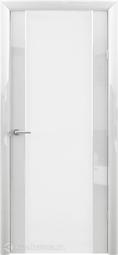 Межкомнатная дверь Фрегат Сан-Ремо 1 глянец белый