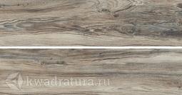 Керамогранит Kerama Marazzi Дувр коричневый обрезной SG702100R 20*80 см