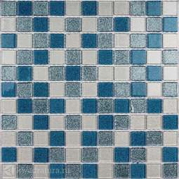 Мозаика Shine Blue 300*300 мм