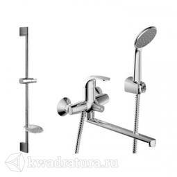 Набор для ванной 2 в 1 BRAVAT FIT F00416C