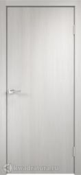 Межкомнатная дверь Velldoris (Веллдорис) SMART Z Дуб белый, глухое