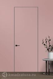 Межкомнатная дверь VELLDORIS INVISIBLE скрытого монтажа (2000*900 мм), белый грунт