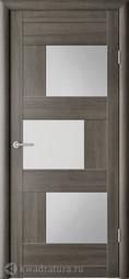 Межкомнатная дверь Фрегат (ALBERO) Стокгольм Серый кедр