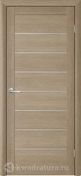 Межкомнатная дверь ALBERO (Фрегат) T-1 лиственница латте