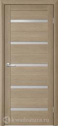 Межкомнатная дверь ALBERO (Фрегат) T-2 лиственница латте