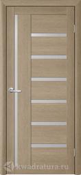 Межкомнатная дверь ALBERO (Фрегат) T-3 лиственница латте