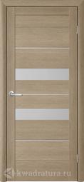 Межкомнатная дверь ALBERO (Фрегат) T-4 лиственница латте