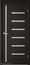 Межкомнатная дверь ALBERO (Фрегат) T-3 Лиственница Темная