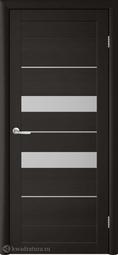Межкомнатная дверь ALBERO (Фрегат) T-4 Лиственница Темная