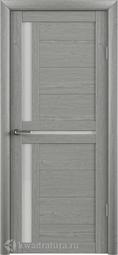 Межкомнатная дверь ALBERO (Фрегат) T-5 ясень дымчатый