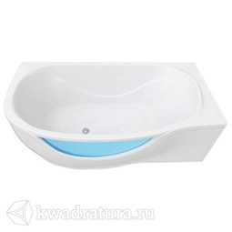 """Акриловая ванна Triton """"Милена"""" 170*96 левая/правая"""