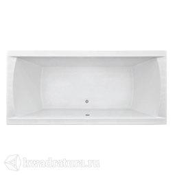 Акриловая ванна Бас Индика 170*80 БЕЗ ГИДРОМАССАЖА