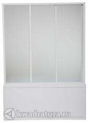 Шторка для ванны Бас Бриз/Верона/Ибица (пластик Вотер, Космос)