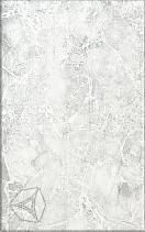 Настенная плитка Цезарь серая верх 25*40 см