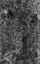 Настенная плитка Цезарь черная низ 25*40 см