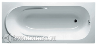Акриловая ванна Riho future 170*75