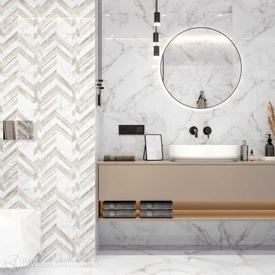 Плитка Golden Tile MARMO BIANCO