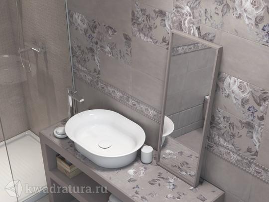 Плитка Kerama Marazzi Александрия серый
