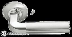 Дверная ручка MORELLI Зеркальная гостиная DIY MH-11 SN/CP